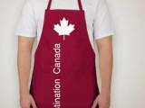 Destination Canada Apron