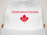 Destination Canada Hat