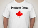 Destination Canada T-Shirt